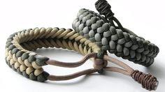 "How to Make a ""Mad Max Style"" Sanctified Paracord Bracelet-Bonus:Cobra/K..."