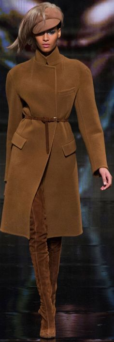 Donna Karan Autumn Fall / Winter 2014 | The House of Beccaria# ..... but I think I'd get it in black