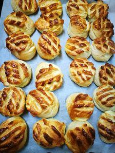 Hungarian Recipes, Pretzel Bites, Bread, Baking, Food, Crack Crackers, Meals, Brot, Bakken