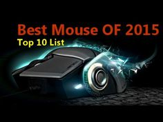 Top Ten Smart Laptop PC Mouse 2015  _Best Feature Gaming Mice 2015