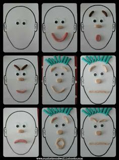Material TEACCH y otras ideas - Atendiendo Necesidades. Repinned by Autism Classroom @ http://www.pinterest.com/autismclassroom