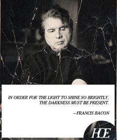 Painter Francis Bacon Quotes Wwwpicturessocom