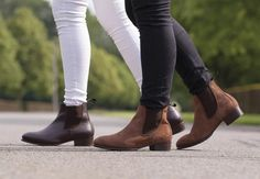 Dubarry Cork Boots - the new Chelsea ankle boot lined with Gore-Tex. Country Attire, Country Outfits, Dubarry Boots, British Country, Country Lifestyle, Country Fashion, Chelsea Ankle Boots, Gore Tex, Over The Knee Boots