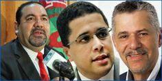 David Collado y Manuel Jimenez saran candidatos Alcaldías Distrito Nacional y municipio Santo Domingo Este por el PRSC
