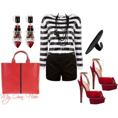 """""""FRIEND TIME"""" by myownflow on Polyvore"""