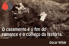 O casamento é o fim do romance e o começo da história. Oscar Wilde Oscar Wilde, Romance, Movies, Movie Posters, Wedding Phrases, Dreams, Thoughts, Romance Film, Romances