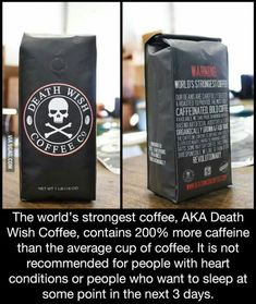 I don't like too much really dark and strong coffee... but I would definitely try this one.