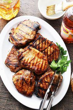 Honey Soy Grilled Po