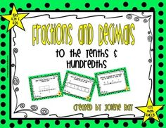 This activity supports TEKS 4.2H and 4.3G of the new Texas Math Standards and CCSS 4.NF.C.6Included are 28 task cards that will give your students practice naming  fractions and decimals on a number line.  Using this activity, students will be able to see how fractions and decimals relate to each other as well as to strip diagrams, bar graphs and rulers.
