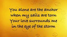 Ryan Stevenson - Eye of the Storm - (with lyrics) (2015)