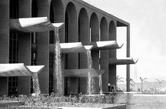 Niemeyer  MINISTÉRIO DA JUSTIÇA :: Michel Moch