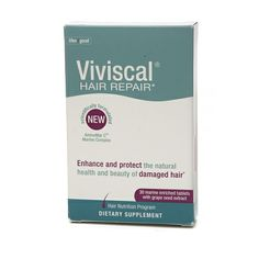 Viviscal Hair Repair one article that says the new formula is extra strength, and pretty much double everything from the last formula, so she recommended taking 1 pill instead of 2, cutting the dose back down to the original//from ITG Jan14