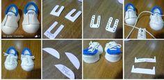 Como hacer zapatillas deportivas 1
