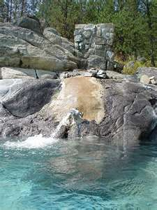 Gold Fork Hot Springs, Idaho