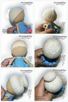 life 300 Model Amigurumi made and recipes crochet constructionAmigurumi is a knot art derived from the words Ami (made with crochet or skewer) and nuigurumi (stuffed toy).Melena Amigurumi - Decor Tips 2019 Crochet Dolls Free Patterns, Crochet Doll Pattern, Doll Patterns, Crochet Patterns Amigurumi, Amigurumi Tutorial, Crochet Eyes, Diy Crochet, Crochet Amigurumi, Amigurumi Doll