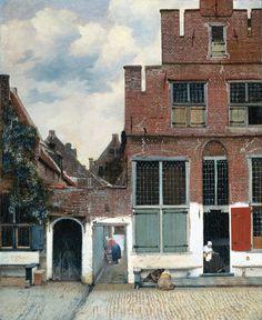 Johannes ou Jan Van der Meer , dit Verme ou Vermeer de Delf , baptisé à Delft le 31 octobre 1632 , et inhumé dans cette même ville le 15 décembre 1675 , est un peintre baroque...