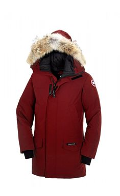 84b25f6cc80f Canada Goose Men s Langford Parka In Red
