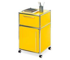 Rollcontainer, gelb online bestellen bei Tchibo 316948