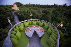 Five-star paradise! Soneva Fushi Resort, Maldives