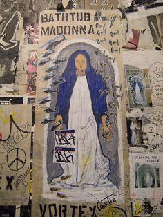 Bathtub Madonna Vortex