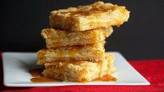 Eggnog Cheesecake Cookie Bars plus lots more
