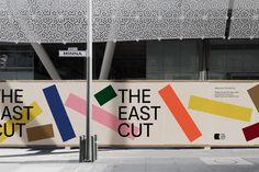 THE EAST CUT NEIGHBORHOOD on Behance