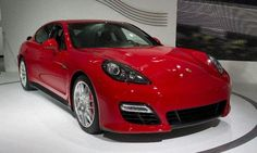 Porsche Panamera GTS - If only it looked better...