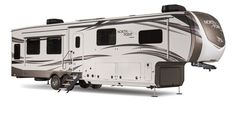 Bunkhouse Trailer, Luxury Fifth Wheel, 5th Wheel Trailers, Class C Motorhomes, Goodyear Tires, Luxury Rv, Style Pantry, Rv Organization, Gas And Electric
