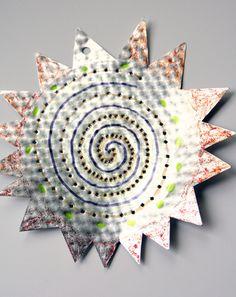 Activities: Make Aluminum Ornaments! (or garden art).