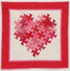 Too cute!!  This must be in my Square Dance Quilt book