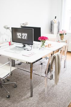 Office Update: All Grown Up! - The Daily Dose // Powered by chloédigital