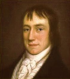 William Wordsworth (1770-1850) was a devotee of Nature. He was inspired by nature to write poetry. He was the pioneer in the English Romantic Movement.