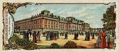 berliner morgenpost briefmarke 1900   Potsdam g