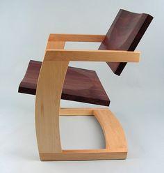 J. Rusten | Palo Alto Low Chair