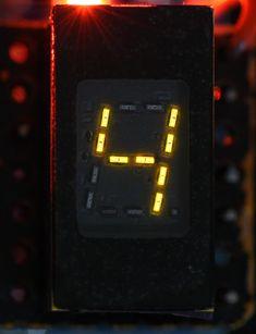 AL304V Digital indicator  USSR Lot of 4 pcs
