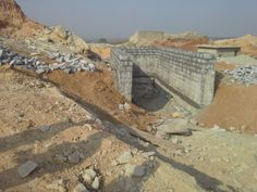 Tunnel system for stockpile from Primary Stage