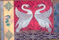 Swan-lovers-by-Dawn-Gaskill.jpg 1210×827 pikseliä