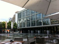 Deutsche Oper Berlin. By Caitlin Craig