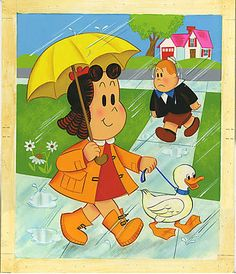 ComicConnect :: Buy, Sell & Appraise Little Lulu PuzzleBox Cover ...