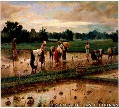 Master of Genre: Fabian Cueto de la Rosa (1869-1937) : Philippine Art, Culture and Antiquities