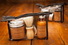 Men's Shaving Kit, i think would be a nice groomsman gift