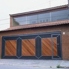 Portões de garagem