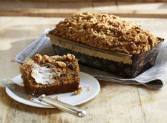 Diamond Spiced Pumpkin Bread with Walnuts