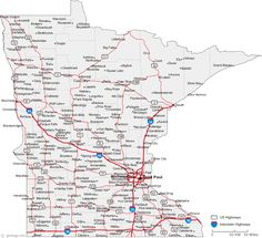 Map Of State Of South Dakota With Outline Of The State Cities - Nd road map with cities
