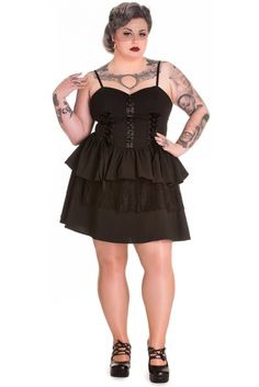 Plus Size Goth Prom Dresses 88