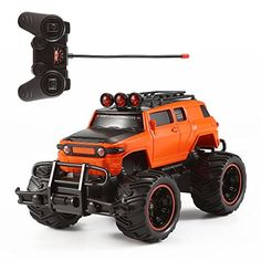 Motorino 120 RC Buggy Off Road Monster Truck RTR Ready To Run  49 MHz Matte Orange >>> You can find more details by visiting the image link.Note:It is affiliate link to Amazon.