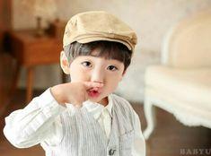 Cute Asian Babies, Cute Babies, Curly Hair Styles, Kids Fashion, Baby Boy, Jikook, Ulzzang, Future, Pretty