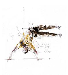 Break Dance - Volnorez on Behance