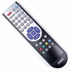 Telestar Original TelSKY Fernbedienung für TELESTAR TD 1000 S 1001 S 1010 S 1011 S 5400044