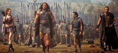 Manaós Sa Ltda: Trailer de Hércules!!!